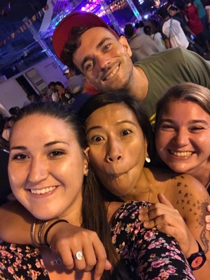 Me, Riza, Ping & Matt!